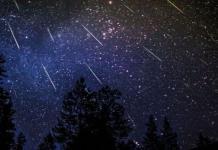La lluvia de estrellas Acuáridas iluminará el cielo este fin de semana