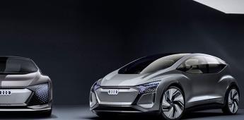 Audi AI: ME, movilidad para ciudades