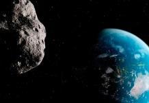 Océanos pudieron originarse del impacto de asteroides en la Tierra