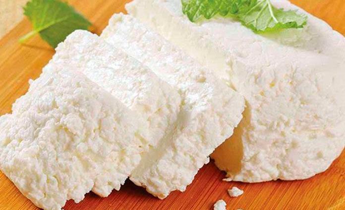 Cinco quesos saludables y deliciosos