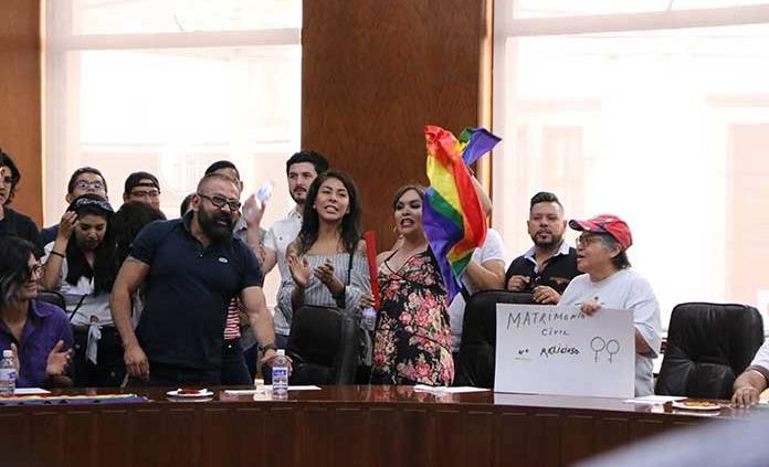 Fenómeno de la homosexualidad no se ha institucionalizado a lo largo de la historia: Priego