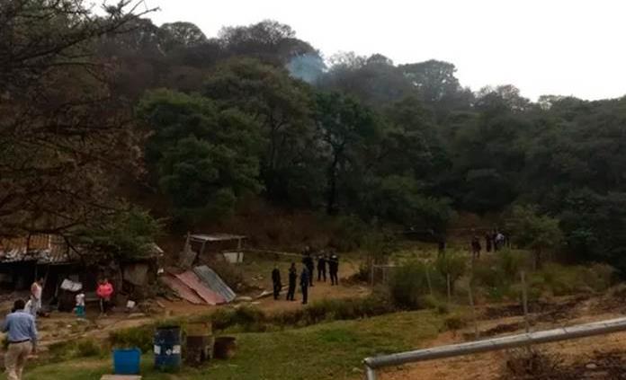 Muere una persona en desplome de avioneta en Atizapán