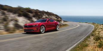 """Chevrolet """"corrige"""" el diseño del Camaro"""