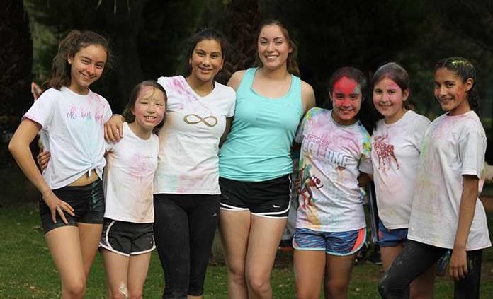 Festejan a los niños en La Loma Centro Deportivo