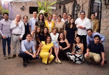 Lolis Torres de Duque celebró feliz su cumpleaños