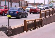 Urge reparar puente de Av. Universidad