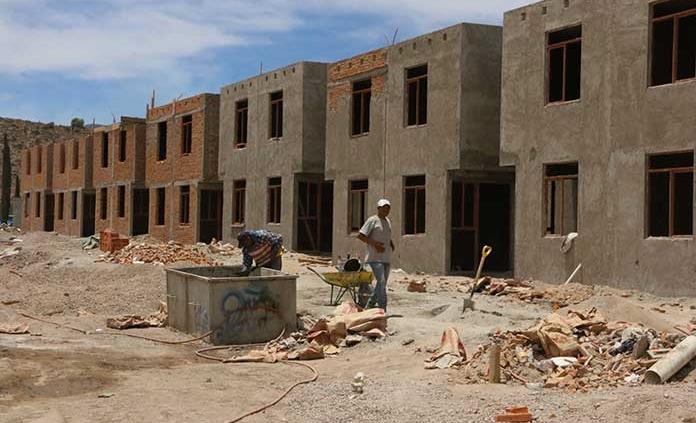 Construcción se estanca en San Luis