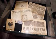 Misterio sobre infancia de Evita se revela en su pueblo natal