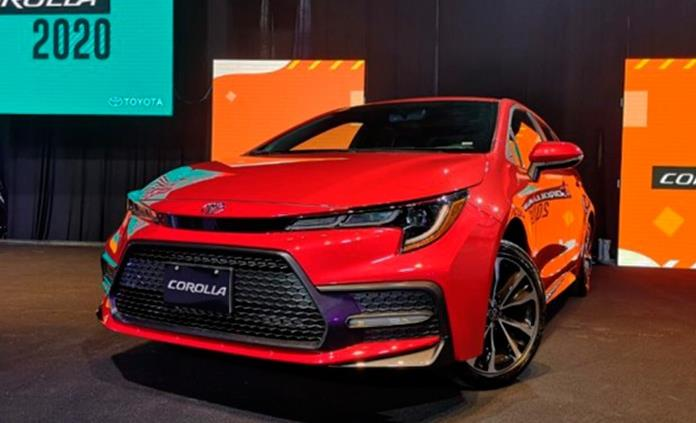 Toyota trae su quinto vehículo híbrido al mercado mexicano