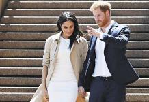 Enrique y Meghan Markle revelarán el nombre de su hijo