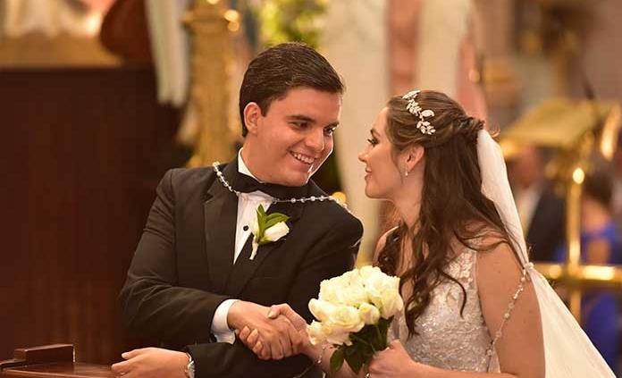 Melissa Morales Sáinz y José Luis Martínez Padilla unen sus destinos