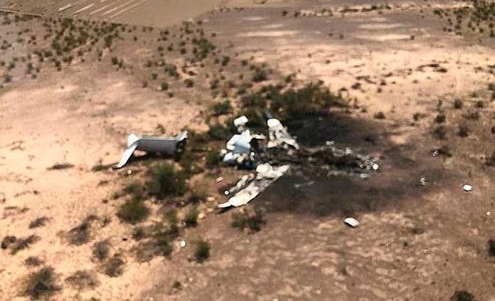 Piloto del avionazo en Coahuila fue ligado a El Chapo