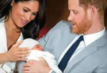 Los duques de Sussex dan a conocer el nombre de su bebé
