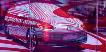 Volkswagen presenta al primero de la familia de autos ID
