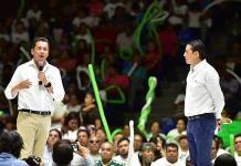 Formalizan ante el INE nueva dirigencia del Partido Verde