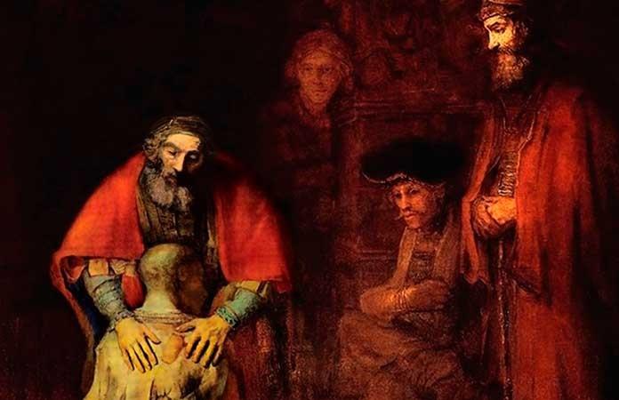 """El """"Hijo pródigo"""" de Rembrandt a la Bienal de Venecia"""