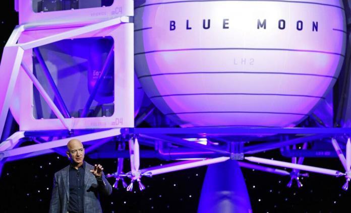 Exempleados de Blue Origin critican a empresa de Bezos en The Washington Post