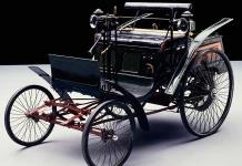 Benz Velo, el primer auto masivo