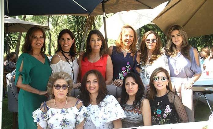 Festejan a socias del Club Campestre de San Luis