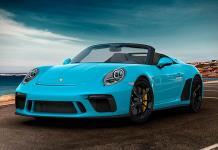 Porsche lanza edición limitada del 911 Speedster