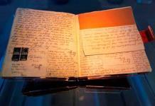 Publican versión del diario de Anna Frank