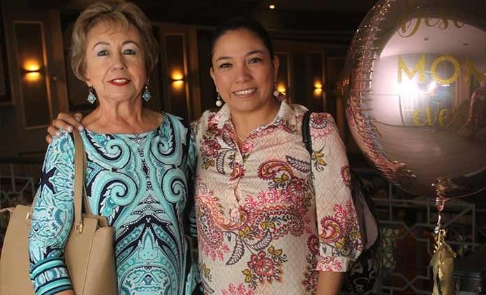 Agradable festejo a las mamás en el Club Libanés Potosino