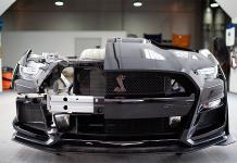 El Mustang Shelby 2020, probado en supercomutadoras y 3D