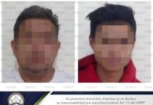 Caen dos acusados de homicidio en Pavón