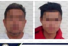 Capturan a supuestos homicidas de Pavón