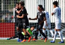 México sub 17 vence 5-1 a El Salvador y califica a Mundial Brasil 2019