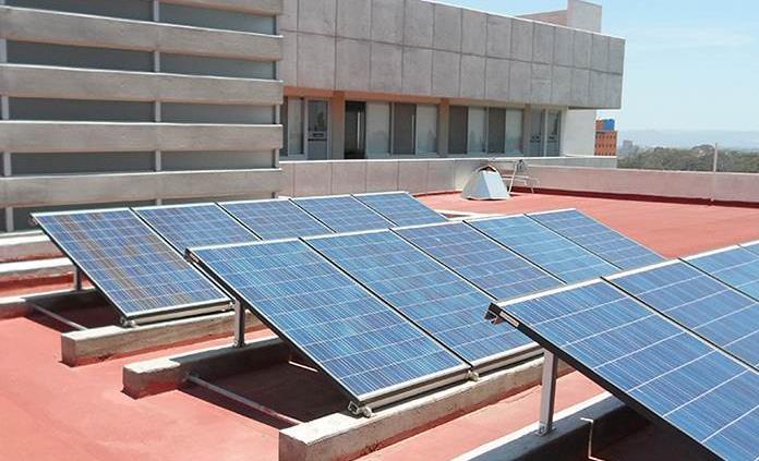 Innovan en SL captación de energía solar