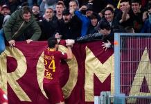 AS Roma vence a la Juventus y sigue soñando con estar en Champions