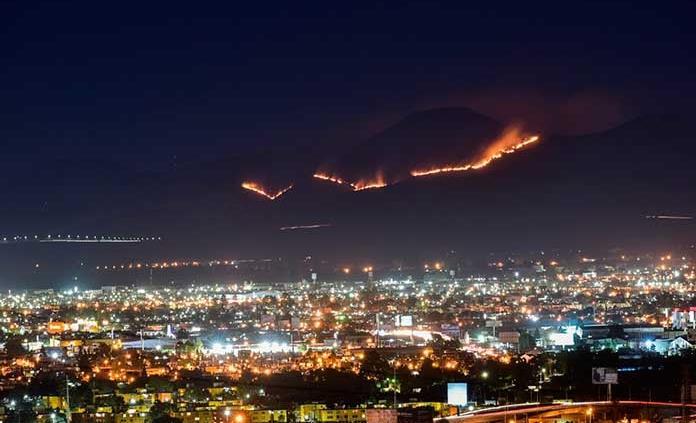 Pérdidas por incendios, las peores en seis años