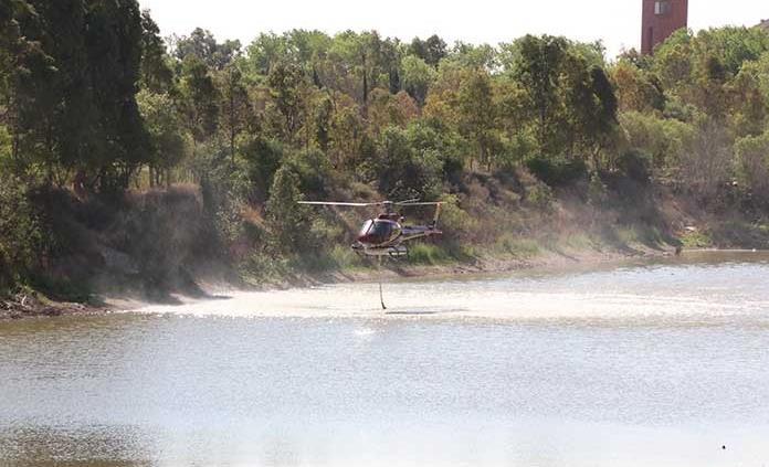 Activos aún cuatro incendios forestales en SLP: Conafor