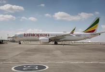 Ethiopian Airlines podría no volver a usar el Boeing 737 Max