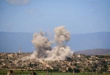 Mortal ataque insurgente deja 6 víctimas en Siria