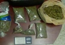 Cae sujeto con medio kilo de marihuana en la colonia Las Flores