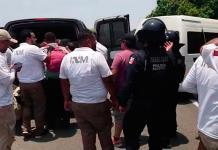 Rescatan a 75 centroamericanos abandonados en Coahuila