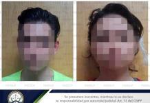 Vinculan a proceso a pareja detenida por robo en tienda de conveniencia en San Miguelito