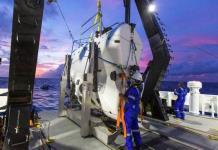 Submarinista halla bolsa de plástico a más de 10 mil metros de profundidad