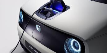 El Honda e, un nombre simple para un compacto eléctrico