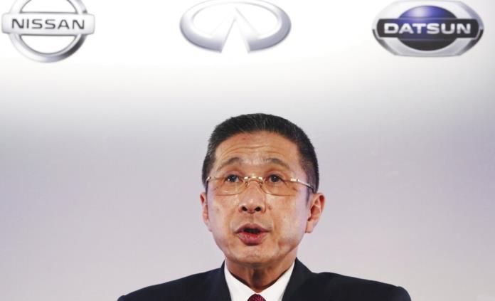 Tras arresto de Ghosn, caen en picada ganancias de Nissan