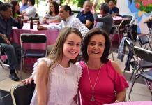 Celebraron en grande a las mamás en el Club Deportivo Potosino