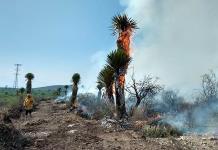 Reprocha PC apatía de ejidatarios ante incendios forestales