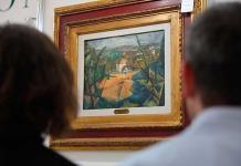 Subastarán cuadro de Diego Rivera