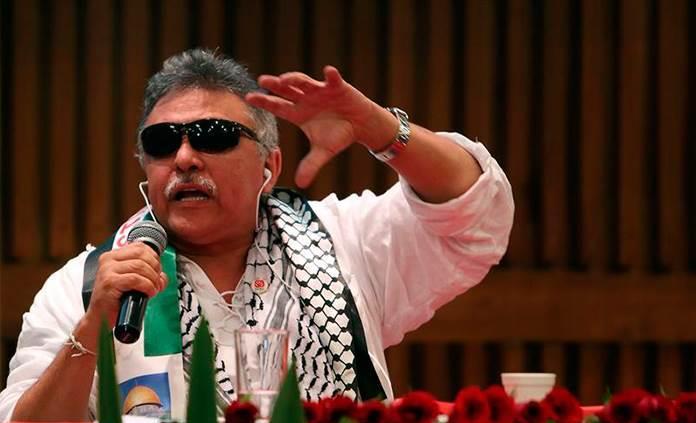 Justicia de Paz de Colombia niega extradición de exlíder de las FARC a EEUU