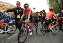 Tom Dumoulin se retira del Giro de Italia tras lesión en la rodilla