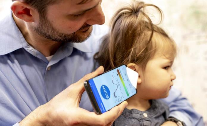 Utilizan smartphones para detectar infecciones de oído
