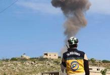 Atacan campo de refugiados en Siria; 6 muertos