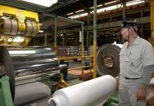Aumenta importación de acero chino